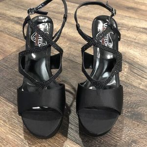 Unlisted Kenneth Cole Amazing Grade WT Platforms